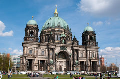 The Berliner Dom Royalty Free Stock Images