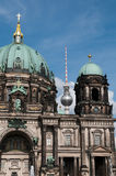 The Berliner Dom Royalty Free Stock Image