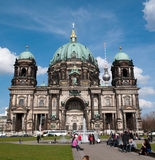 The Berliner Dom Stock Photos