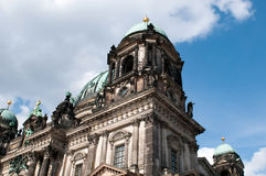The Berliner Dom Royalty Free Stock Photo