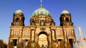 Berliner Dom Royalty Free Stock Photography