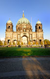 Berliner Dom. The beautiful and famous Berline Dom in Berlin, Germany Stock Photo