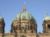 Berliner Dom Royalty Free Stock Images