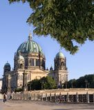 berliner dom fotografia royalty free