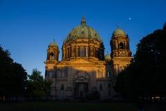Berliner dom royalty-vrije stock afbeelding