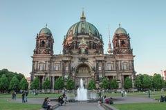 Berliner dom Royalty-vrije Stock Afbeeldingen