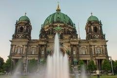 Berliner dom royalty-vrije stock foto