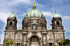 Berliner Dom, Berlin Royalty Free Stock Photography