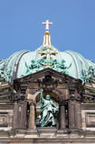 The Berliner Dom in Berlin Stock Images