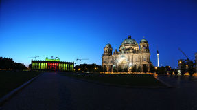 Berliner Dom (Berlin Cathedral) Royalty Free Stock Images