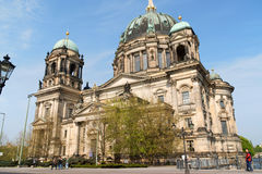 Berliner Dom or Berlin Cathedral Royalty Free Stock Images