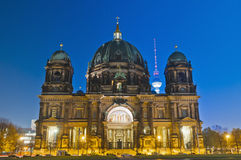 Berliner Dom (Berlin Cathedral) in Berlin, Germany Stock Photos