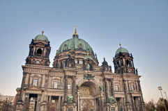 Berliner Dom (Berlin Cathedral) in Berlin, Germany Royalty Free Stock Images