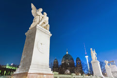 Berliner Dom (Berlin Cathedral) in Berlin, Germany Royalty Free Stock Photography
