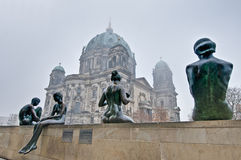 Berliner Dom (Berlin Cathedral) in Berlin, Germany Royalty Free Stock Photos