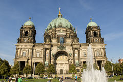 Berliner Dom Berlin royalty free stock images