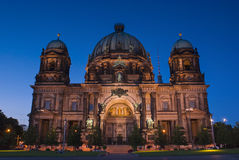Berliner Dom, Berlin Cathedral, Germany Royalty Free Stock Image
