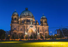 Berliner Dom, Berlin Cathedral, Germany Stock Photo