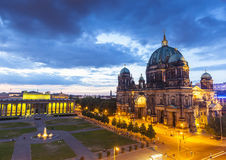 Berliner Dom, Berlin Cathedral, Germany Stock Photos