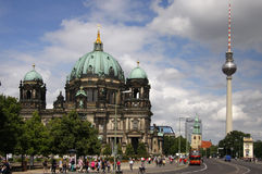 Berliner Dom (Berlin Cathedral) Royalty Free Stock Image