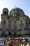 THE BERLINER DOM OR BERLIN CATHEDRAL Stock Images