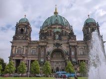 Berliner Dom Stock Photo