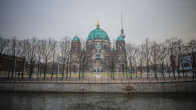 Berliner Dom, Berlin, Germany Royalty Free Stock Photography