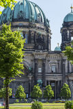 Berliner Dom. The biggest cathedral in Berlin Stock Photos
