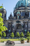 Berliner Dom. The biggest cathedral in Berlin Stock Image