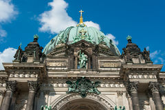 Berliner Dom Cathedral Stock Afbeelding
