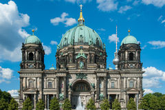 Berliner Dom Cathedral Royalty Free Stock Photography