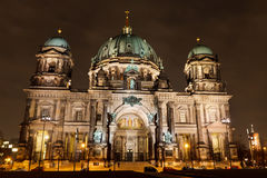 Berliner Dom (Cathedral), Berlin, Germany Royalty Free Stock Image