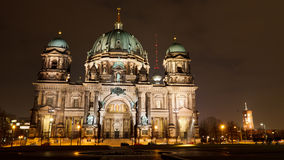 Berliner Dom (Cathedral), Berlin, Germany Royalty Free Stock Photos