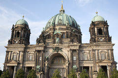 Berliner Dom Cathedral Church Dome; Berlin Stock Photography