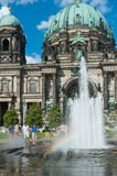 Berliner Dom Cathedral Royalty Free Stock Photo