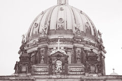 Berliner Dom Cathedral Dome, Berlin Stock Photo