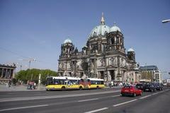 Berliner Dom (de Kathedraal van Berlijn) Stock Afbeelding
