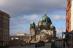 Berliner Dom, the Cathedral of Berlin Stock Photography