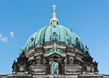 Berliner Dom Dome Royalty Free Stock Photography