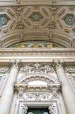 Berliner Dom-domkyrkakyrka i Berlin, Tyskland Fotografering för Bildbyråer
