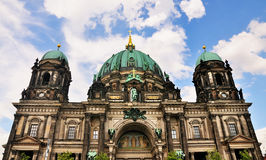Berliner Dom, Germany Stock Photos