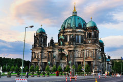 Berliner Dom, Germany Royalty Free Stock Photo