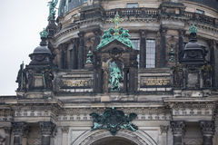 Berliner dom germany Royalty Free Stock Photo