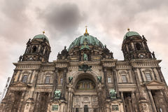 Berliner dom germany Royalty Free Stock Photography