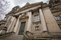 Berliner dom germany Stock Photos