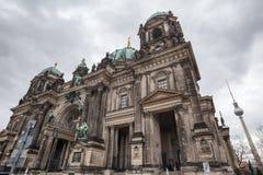 Berliner dom germany Stock Image
