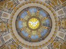 Berliner Dom - Kathedraal van Berlijn, Duitsland stock foto
