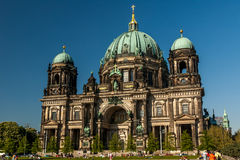 Berliner Dom Stock Photography