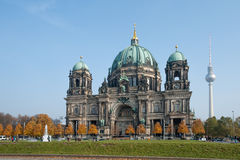 Berliner Dom Royalty Free Stock Image