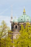Berliner Dom Royalty Free Stock Photo